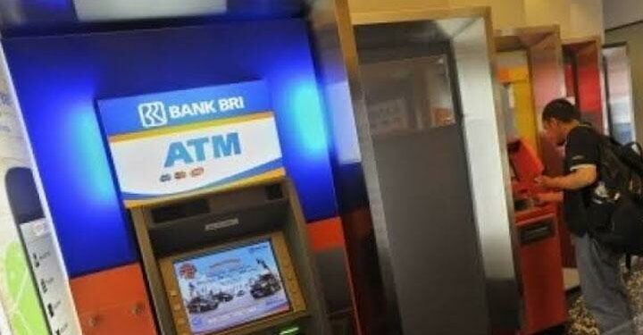ATM Bank BRI