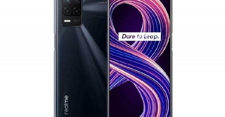 Realme 8 varian 5G harga 3 Juta-an, chip MediaTek Dimensity 700